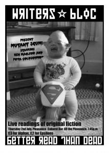 Mutant scum poster